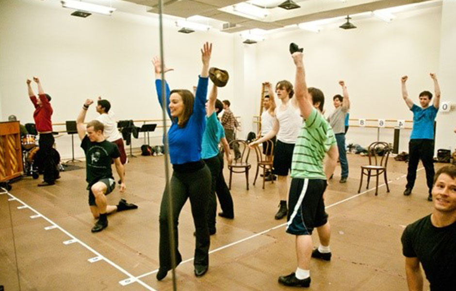 Acting and Staging