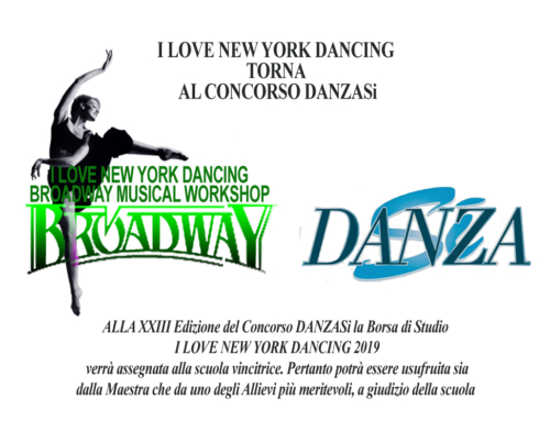 I LOVE NEW YORK DANCING TORNA A DANZASI