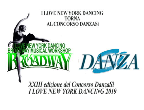I Love New York Dancing torna al Concorso DanzaSi
